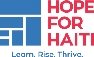 Hope for Haiti new logo